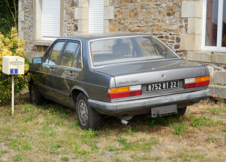 Audi 100 CS | by Spottedlaurel