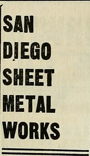 """Image from page 231 of """"San Diego City and County Directory - 1906"""" (1906) 