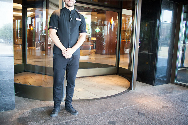Apartment or Office Doorman