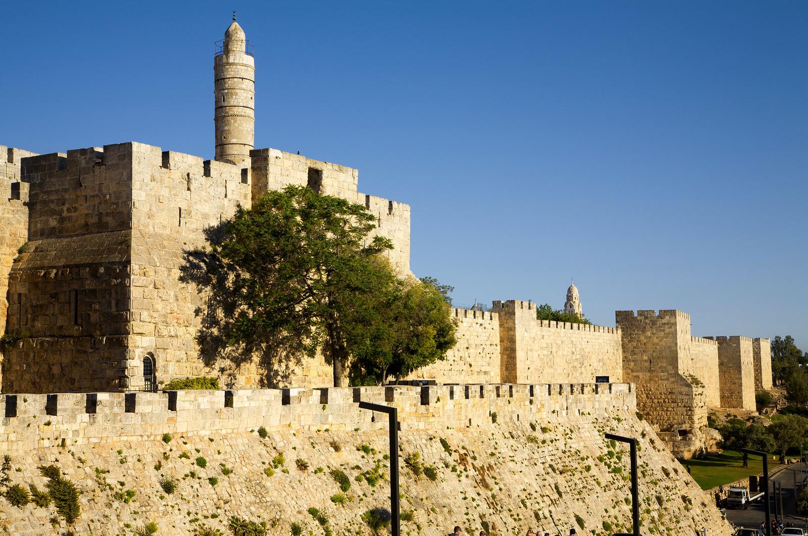 Jerusalem_The Tower of David_4_Noam Chen_IMOT