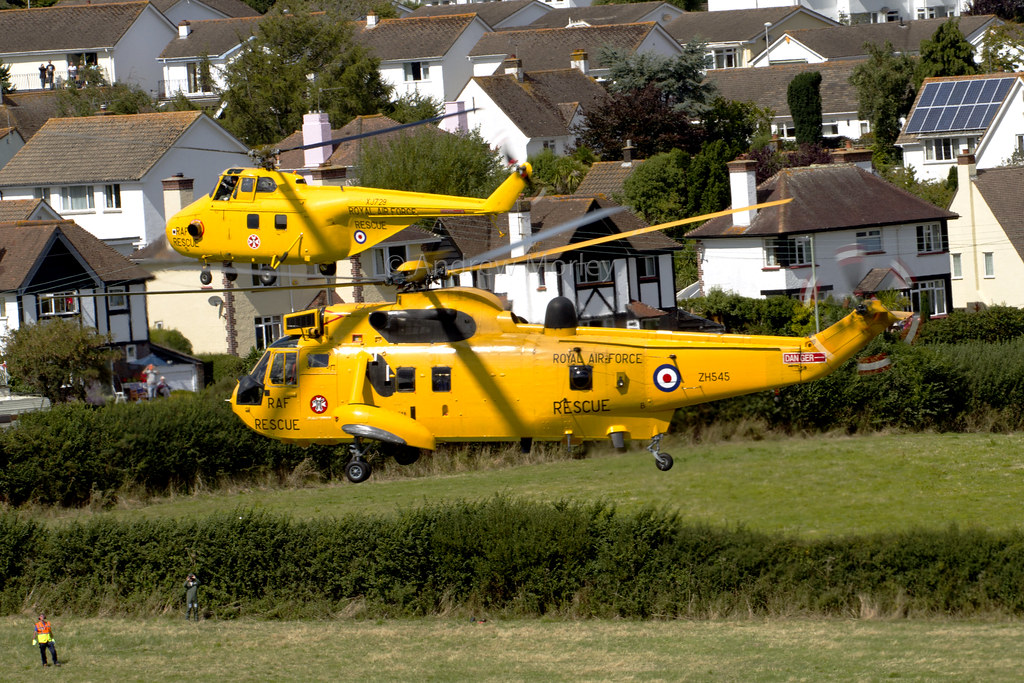 Seaking and Whirwind up together at Dawlish 2014.