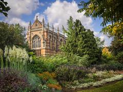 Keble College Chapel by Bob Radlinski