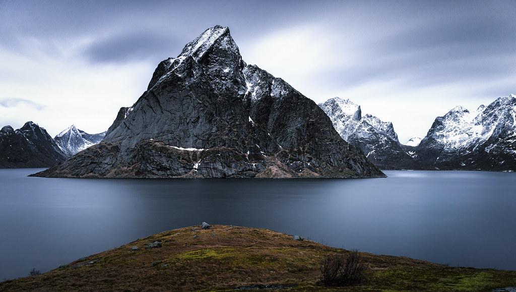 E T C H E D Reine Norway Flickr