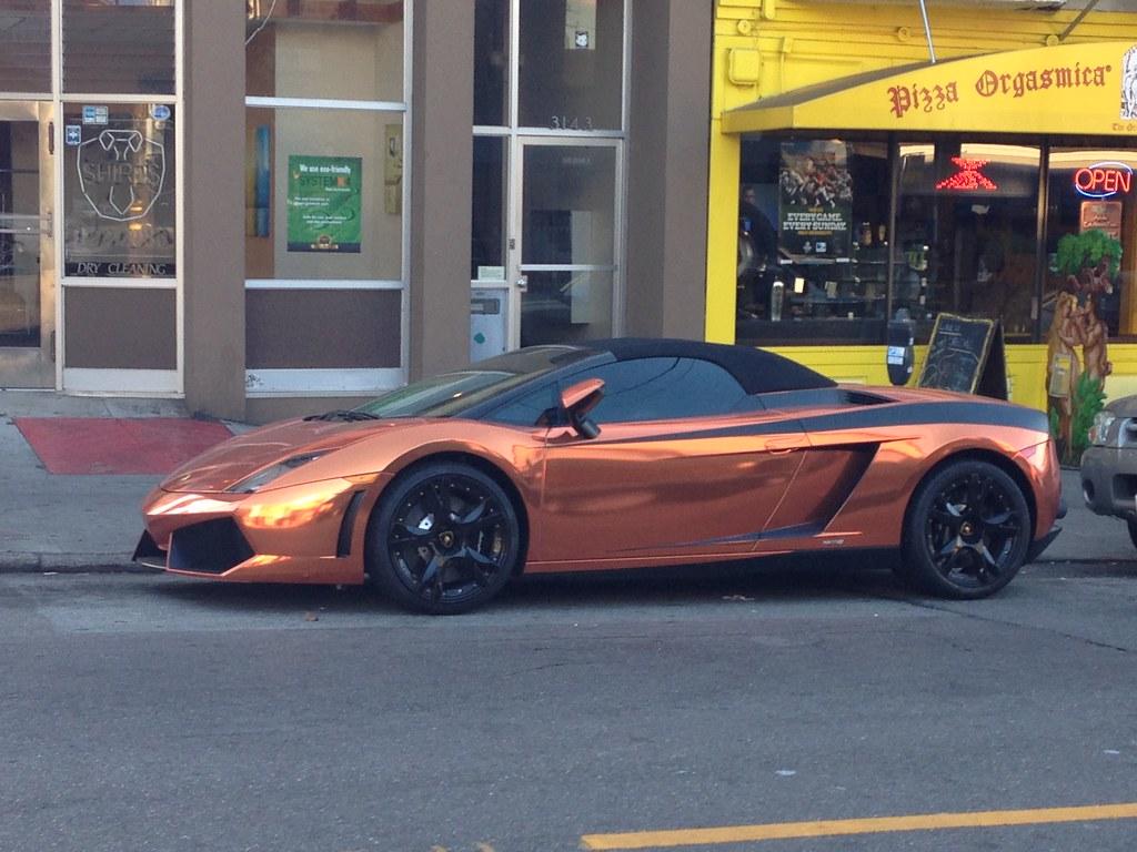 Lamborghini San Francisco >> Lambo On The Street San Francisco Ca Stayros Flickr