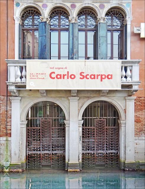 Carlo Scarpa à la Fondation Querini Stampalia (Venise)