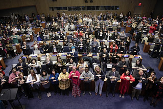 #CSW61- Youth powering gender equality at CSW61 | by UN Women Gallery