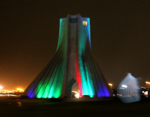 Azadi Tower (Shahyad) | by nahid-v