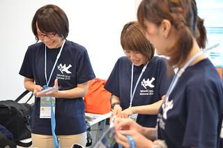 WordCamp Kansai2014 | by chikaokamayumi