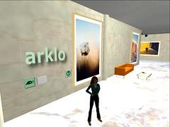 Kitely Tour - Arklo Virtual Gallery (2014-06-19)