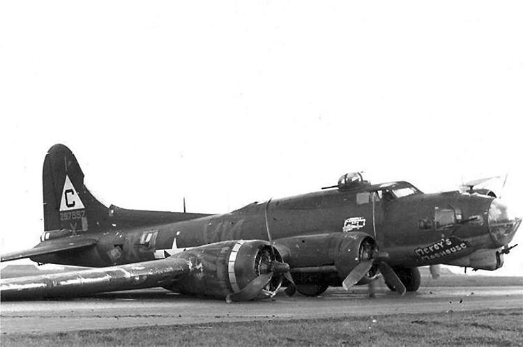 B-17G-20-VE (S/N 42-97557)