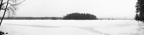 lake pond woods maine moosepond bridgton us302