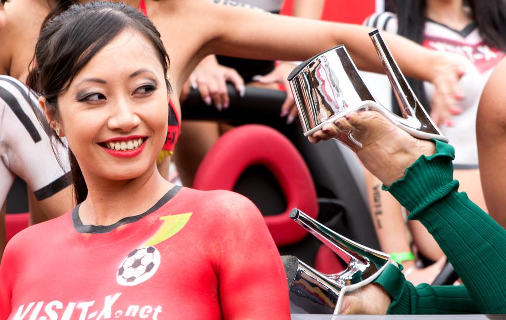 Pornbabe Tyra | Sexy Soccer 2014 | whitey | Flickr