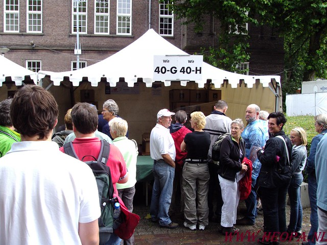 19-07-2009    Aan komst & Vlaggenparade (3)