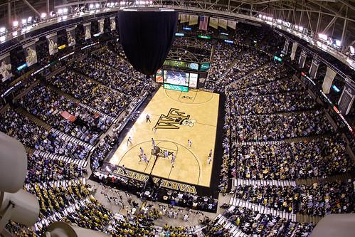 The Lawrence Joel Veterans Memorial Coliseum