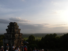 Sunset at Phnom Bakheng Angkor Thom - 22
