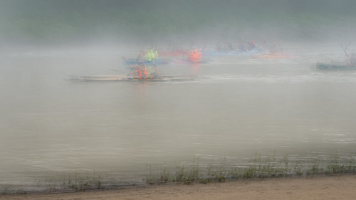 fog river boats unitedstates kentucky canoes winchester kentuckyriver boonesborough fortboonesboroughstatepark riverblast2014