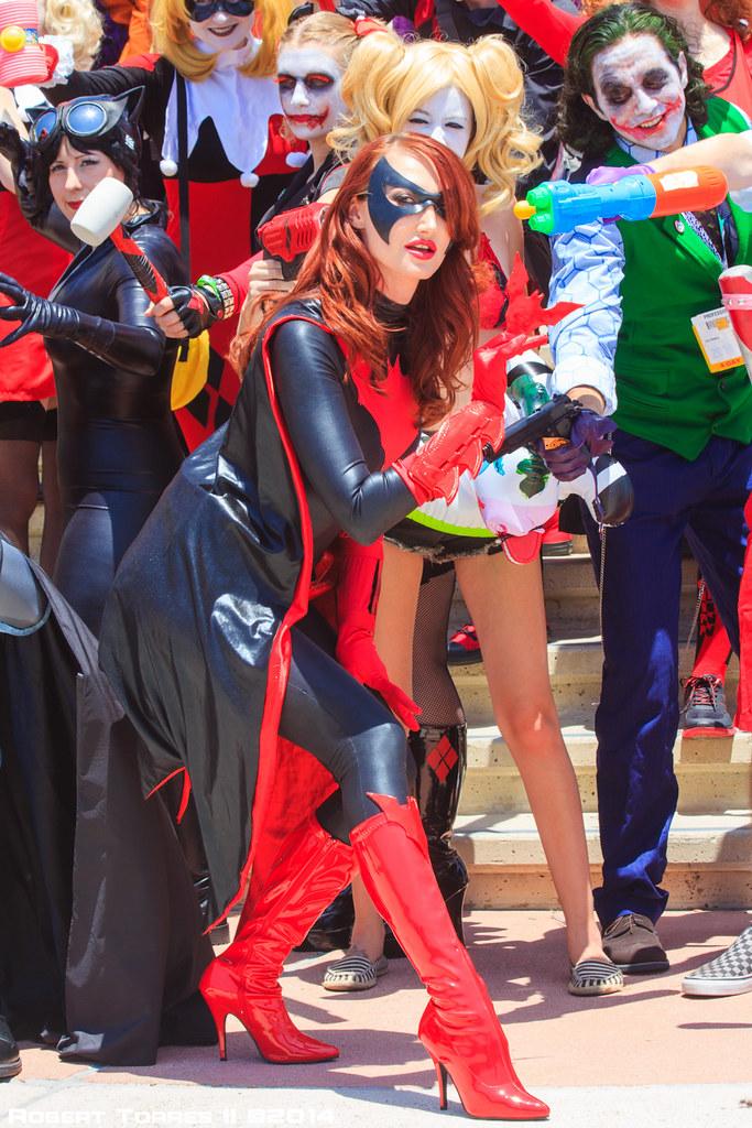 Kendra james batgirl