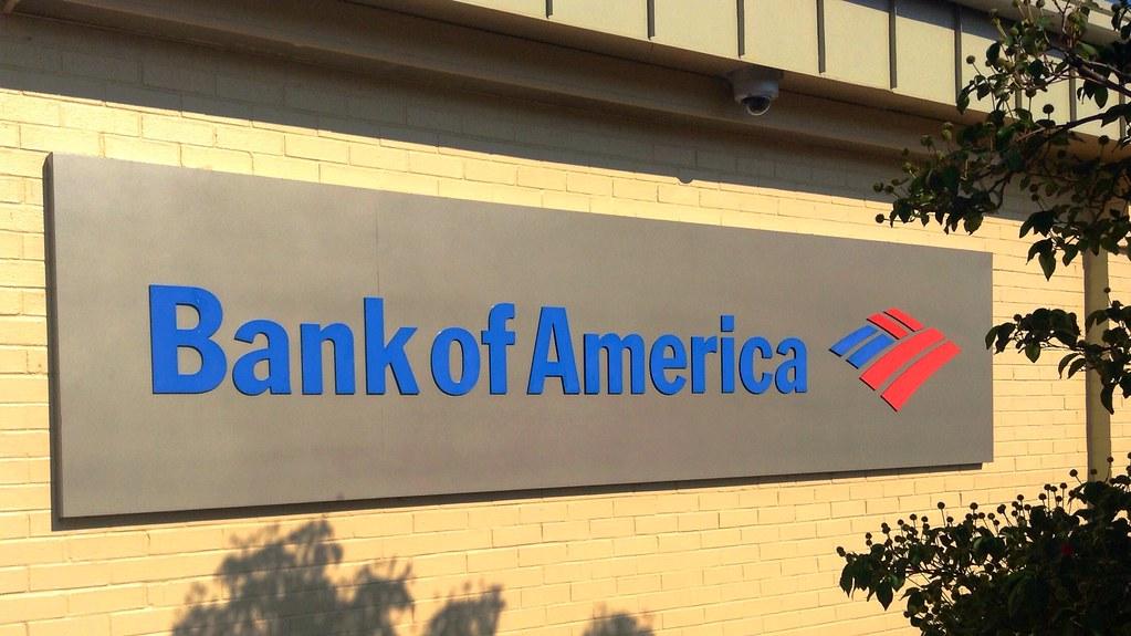 Bank Of America Bank Of America West Hartford Ct 8 2014 Flickr