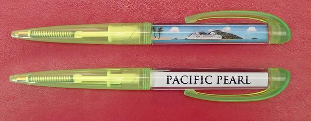 Cruise Ship Pen