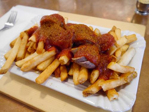 Currywurst @ Bestie   by EatsShootsEdits