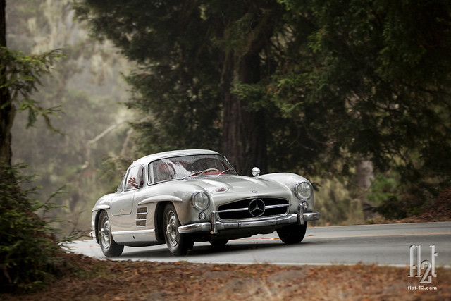 1962 Mercedes Benz 300 SL Roadster