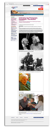 Age UK - Celebrating Age Photography Competition | by s0ulsurfing