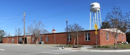 georgia ga courthouseextras watertowers montgomerycounty mountvernon northamerica unitedstates us