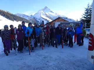 Warth-Schröcken Familien-Skiausfahrt 2017