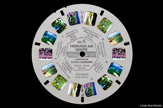 View-Master Reel Series 1: Farmlands and Forests