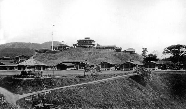 Camp John Hay, Baguio, Philippines, early 20th Century
