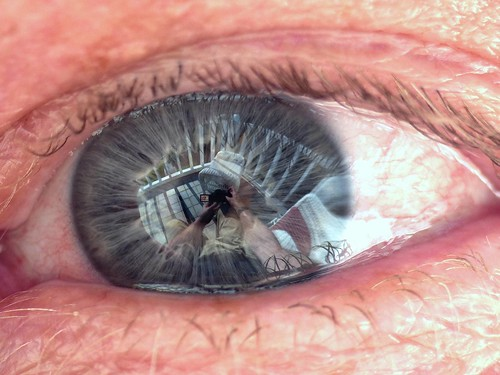 camera iris selfportrait macro reflection eye closeup alabama reflect sp eyebrow daphne eyelash tear pupil magnify selfie sclera conjunctiva