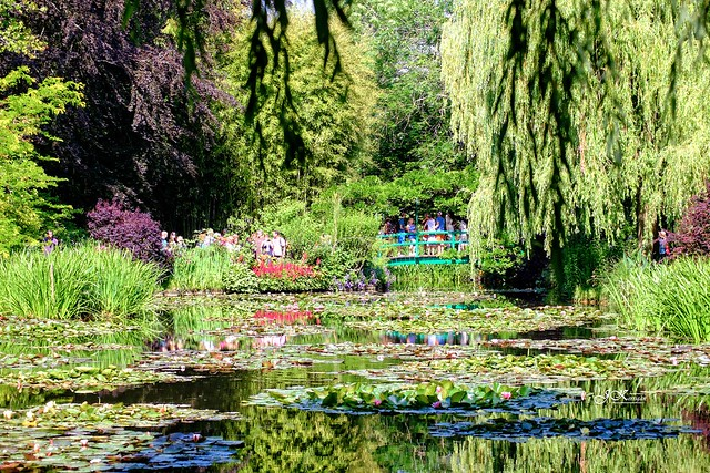 ~ Giverny on Sunday ~ Giverny de dimanche ~