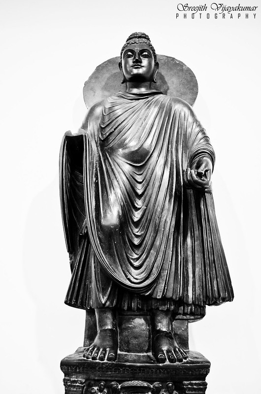 Buddha, National Museum, New Delhi