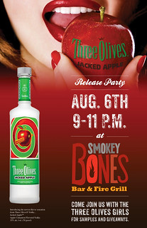 smokey_bones_3_olives_apple_poster | by bgardner51082