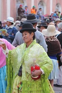 Fiesta in Salinas, Bolivia   by Thomas Andersen