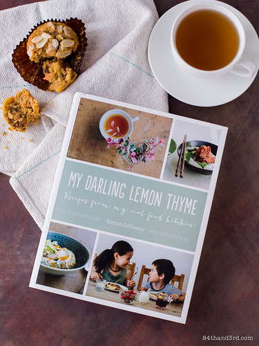 Gluten-Free Carrot Cake Muffins - 'My Darling Lemon Thyme'   by 84thand3rd