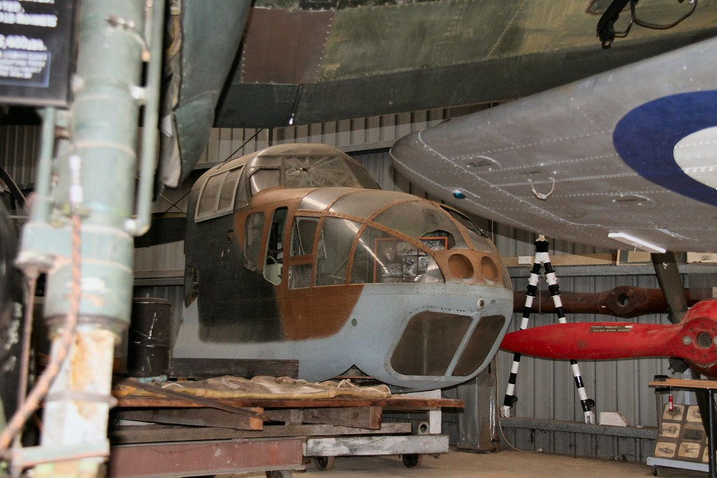 A9 703 DAP Beaufort nose