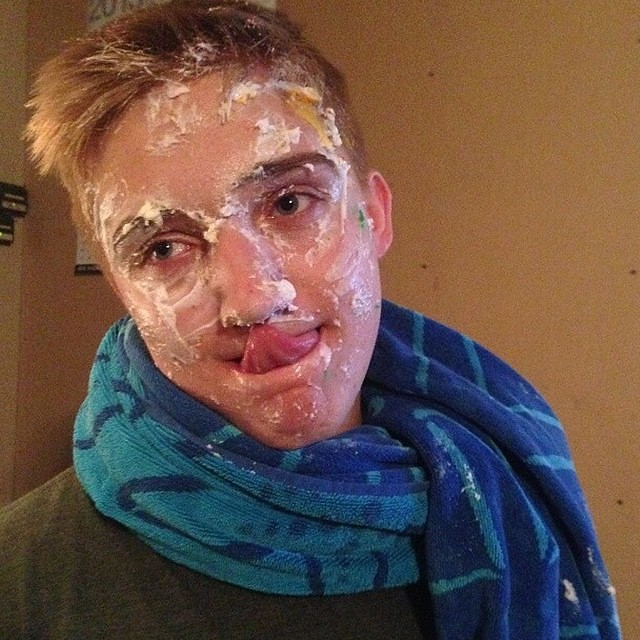 Dare - Put your face in cake! (Download Free SnapDare App … | Flickr