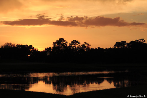 sunset florida northport heroncreekcountryclub
