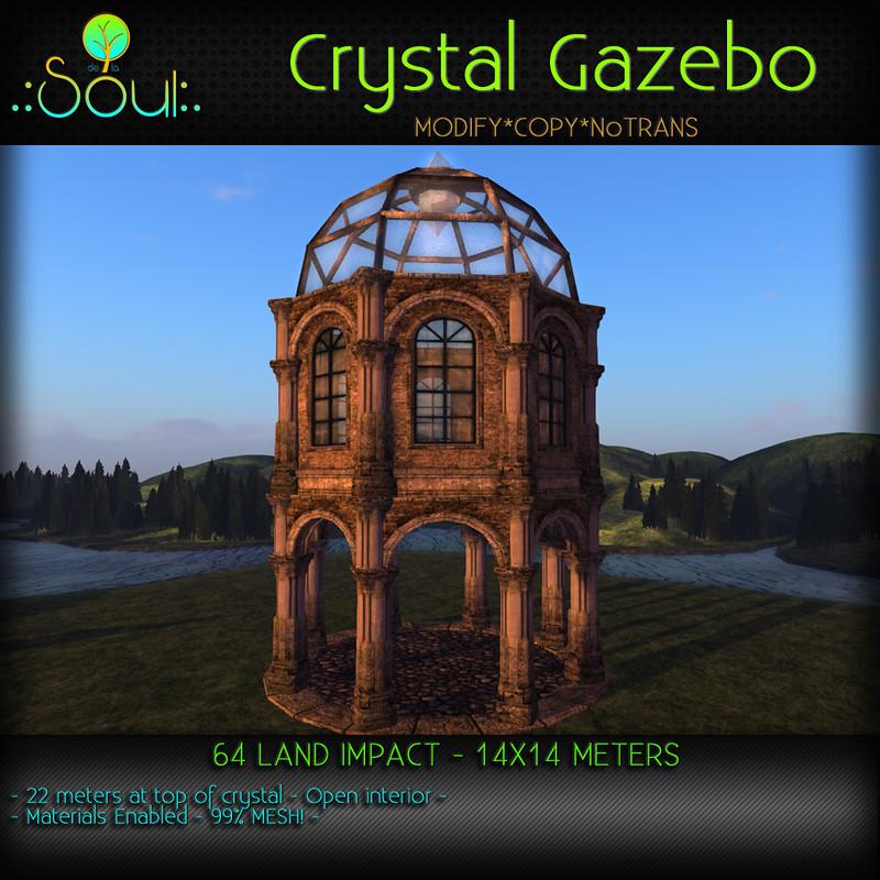 2014 Crystal Gazebo