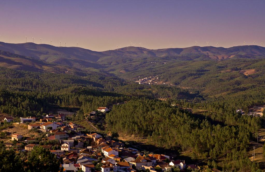 Portugal - Beira Baixa- Almaceda