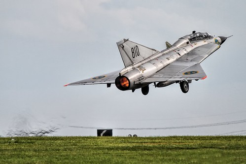 Bit of Swedish Draken jelly at Waddington 2014 | by Paul J Harvey