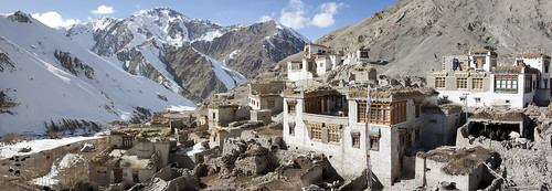 india landscape ladakh rumbak hemishighaltitudenationalpark himalayas mcmanus gettyimages explore mountains winter snow village