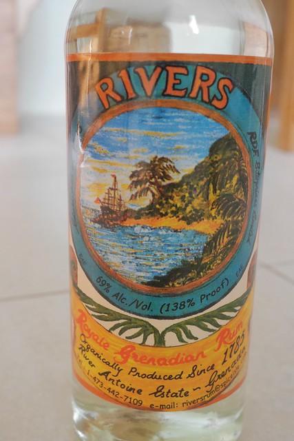 木, 2017-02-16 15:39 - Rivers Royale Grenadian Rum 69%