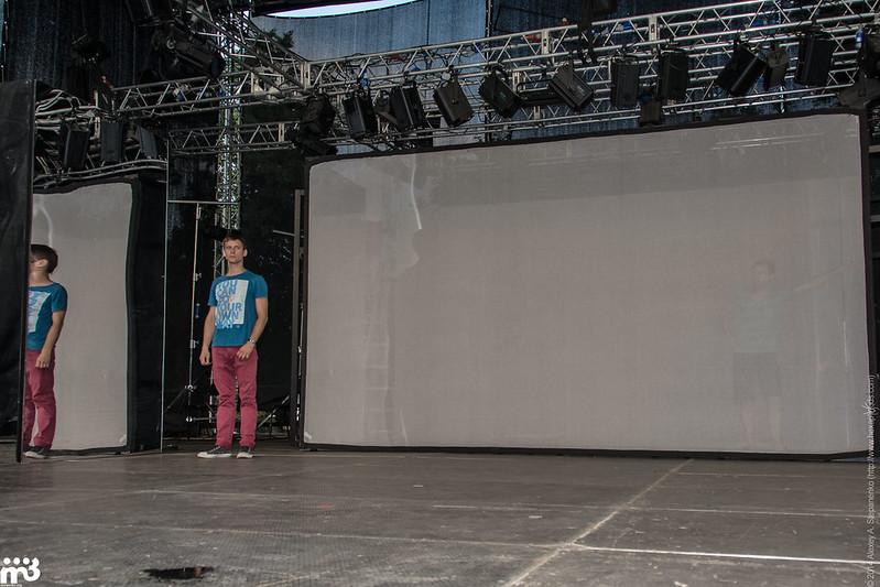 Gumshoes - backstage (0044)