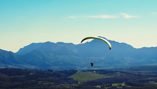 Paragliding | by WelshPixie