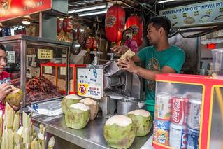 Stall at Chinatown Markets in Kuala Lumpur, Malaysia.jpg | by crystalcastaway