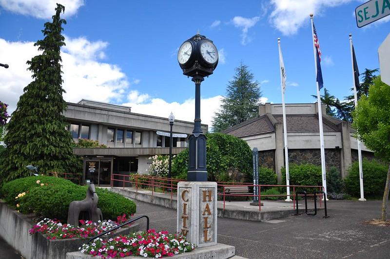 Roseburg City Hall