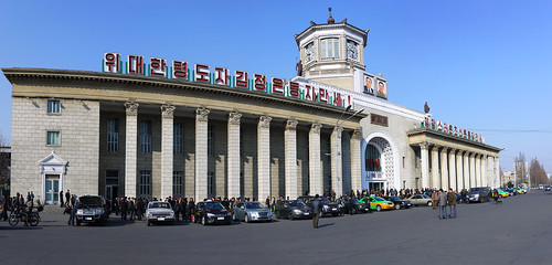 Pyongyang Railway Station | by asenseof.wonder