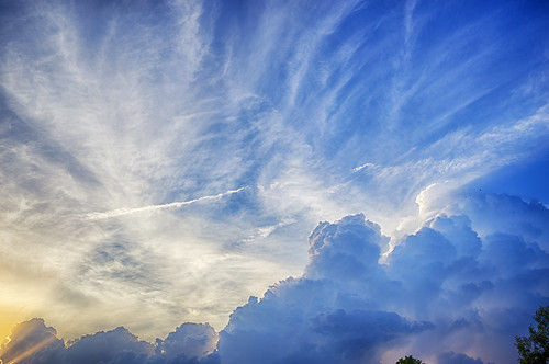Sky and the Blues | by Kansas Poetry (Patrick)